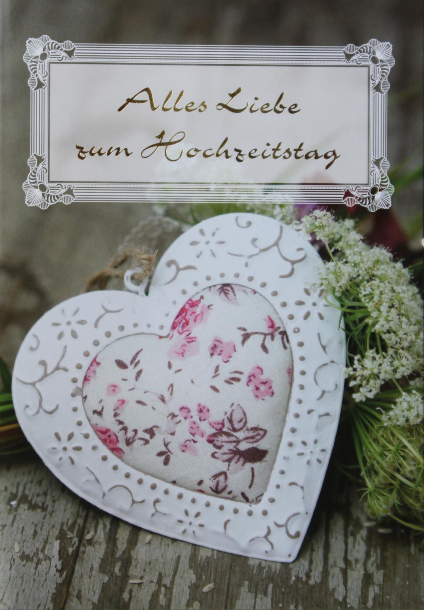 M200 Hochzeitstag - Glückwunschkarten Großhandel