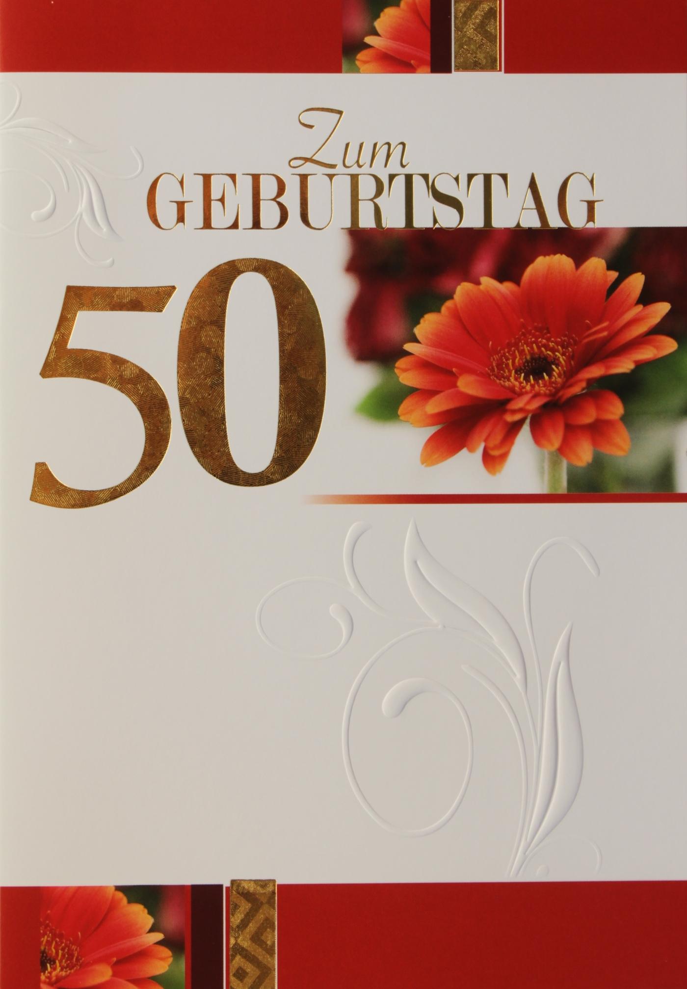 M180 50 Geburtstag Gluckwunschkarten Grosshandel