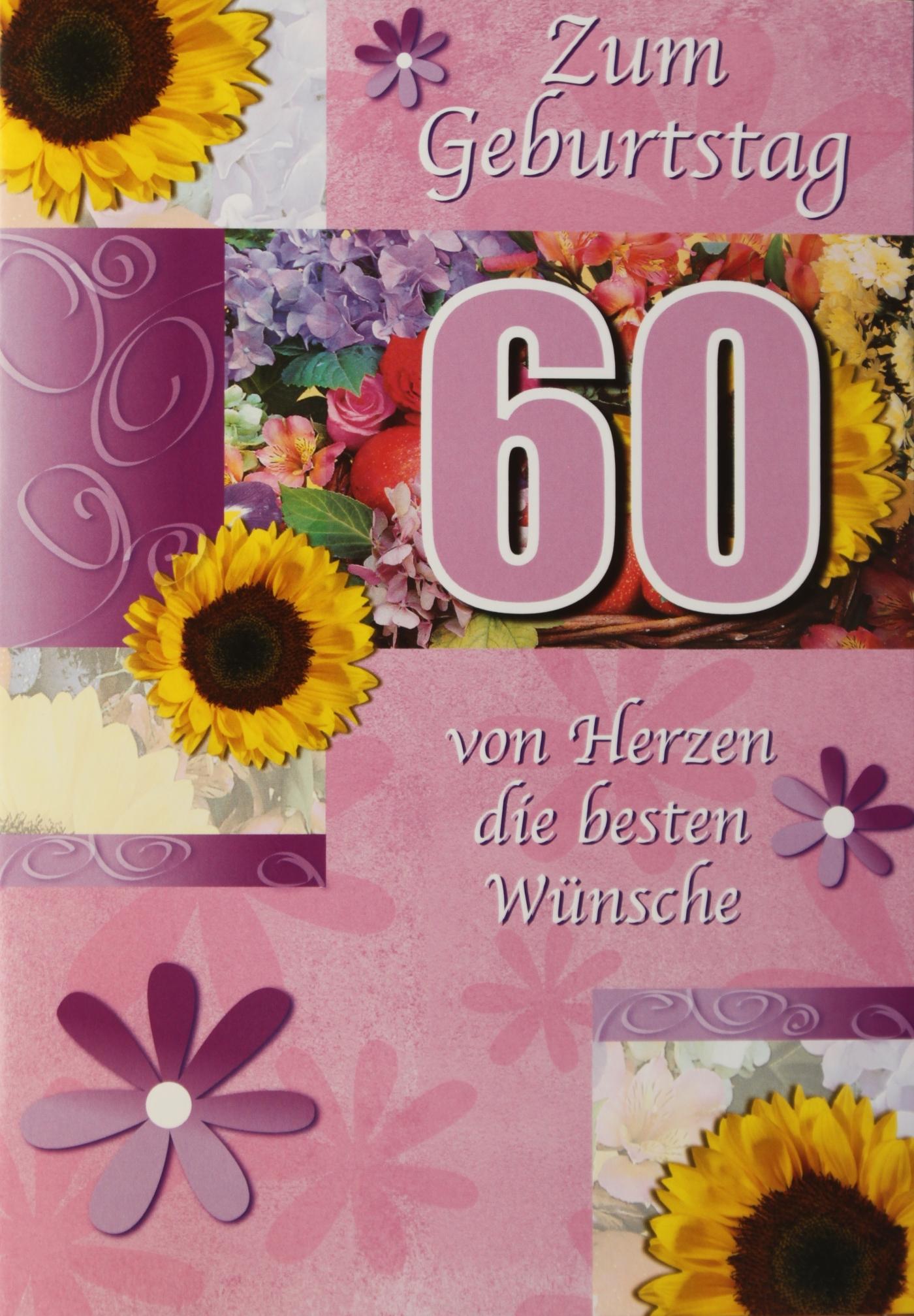 M180 60 Geburtstag Gluckwunschkarten Grosshandel