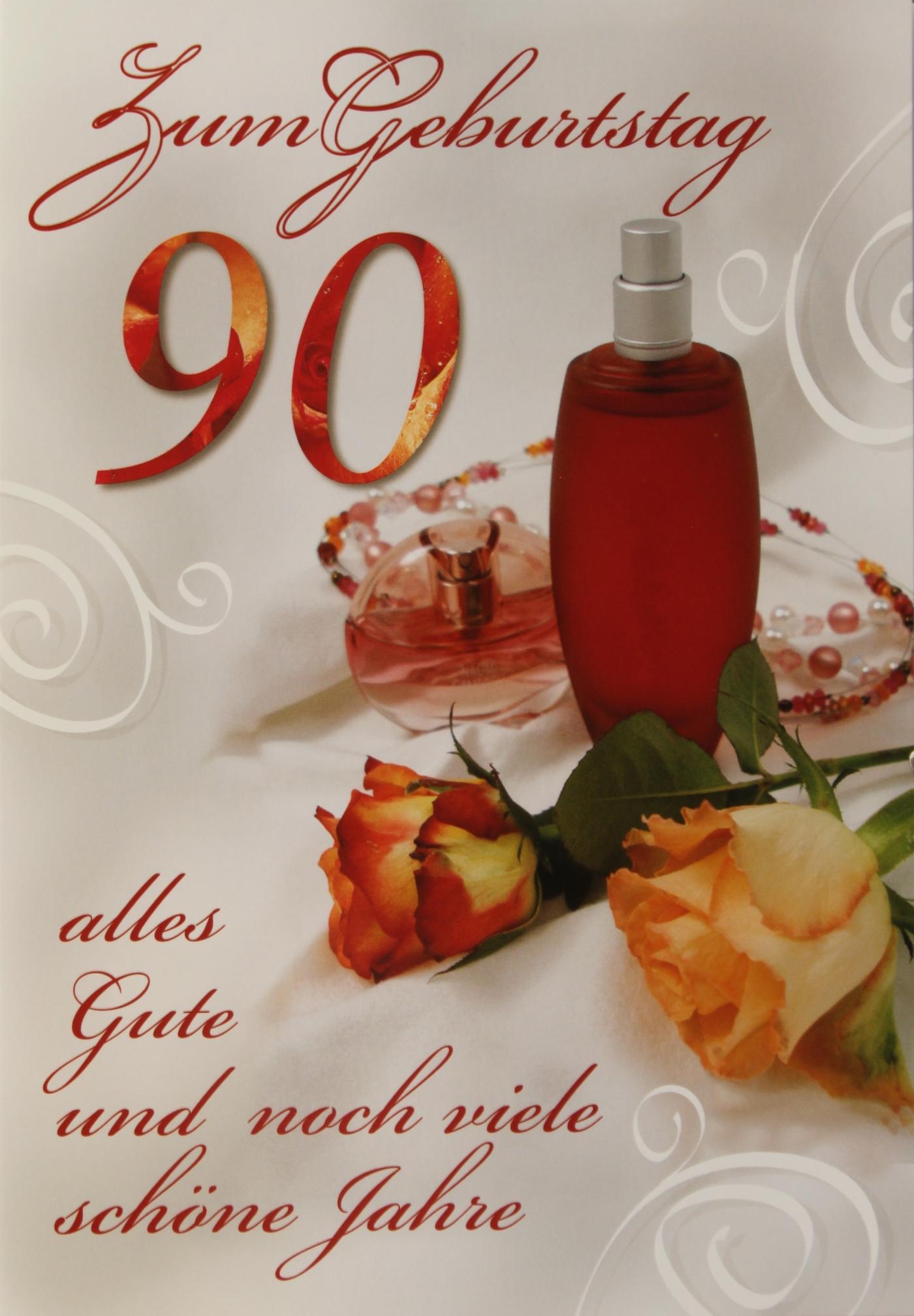Gluckwunschkarten zum 90 geburtstag